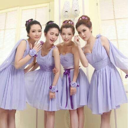 cbb6bd73af El color de vestido para mis damas de honor - Foro Moda Nupcial ...
