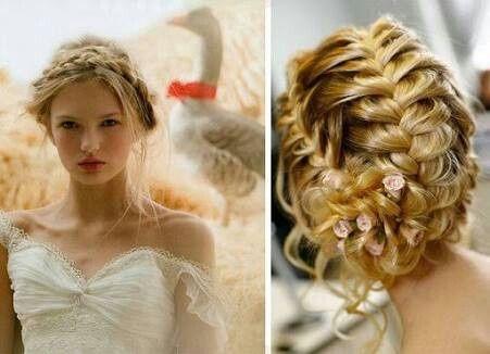 Trenzas Para Tu Dia B Foro Belleza Bodascommx - Trenzas-para-una-boda