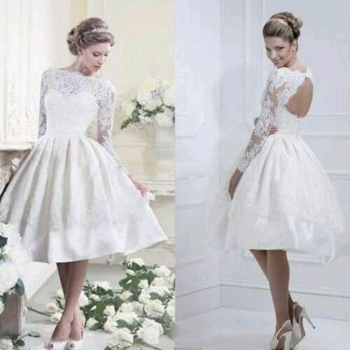 Vestidos para boda civil tiendas