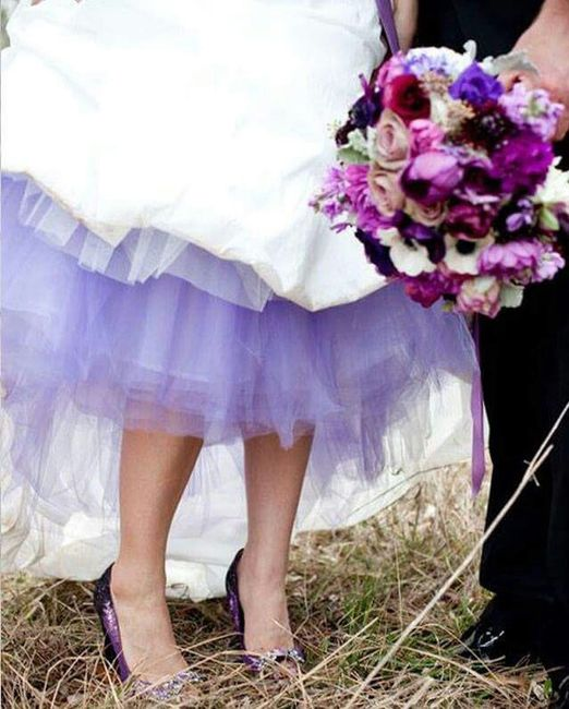Crinolina de colores para vestidos de novia - Foro Moda Nupcial ...