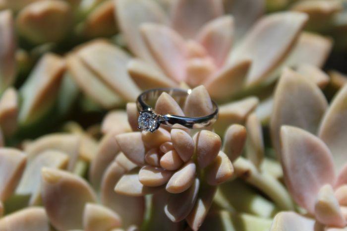 Muestren sus anillos chicas!! 23