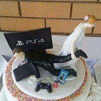 ¡Me enamora este cake topper! - 1