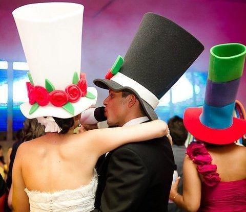 Diy sombrero para cotillon d9082b3f7ba