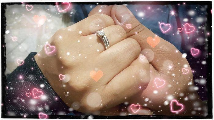 Hubiera elegido otro anillo de compromiso: ¿V o F? 4