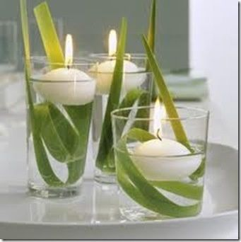 Centros de mesa sencillos pero bonitos foro for Arreglo de mesa para boda en jardin