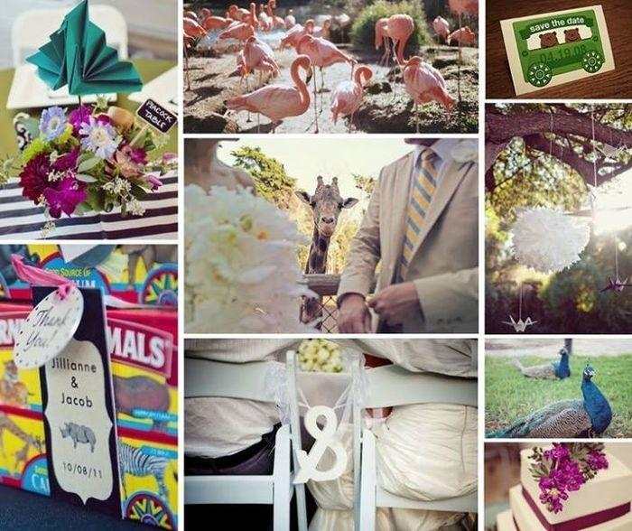 Tematicas para bodas. - 1
