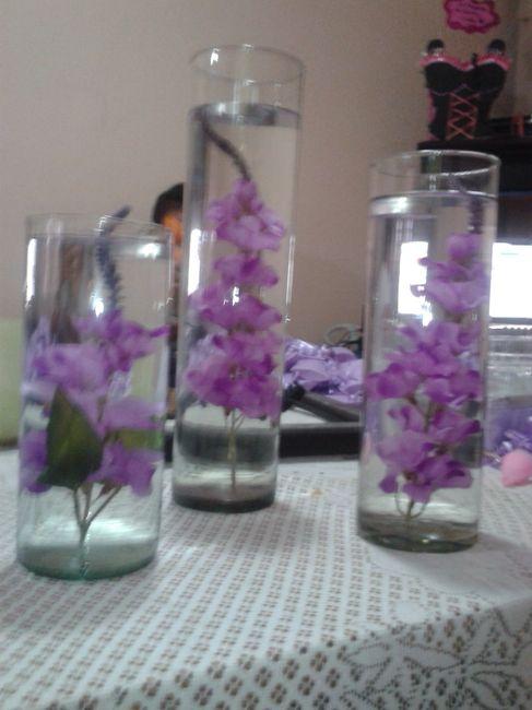 Centros de mesa con velas foro organizar una boda - Centro mesa velas ...