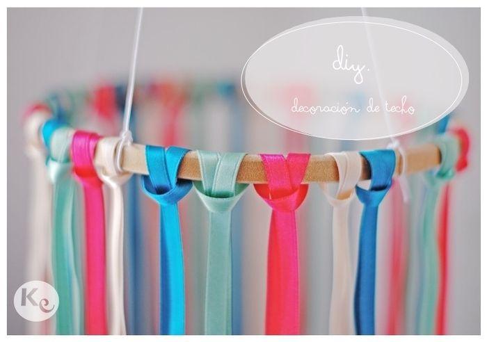 Diy Decoracion Salon ~ Moviles decorativos diy  Foro Manualidades para bodas  bodas com mx
