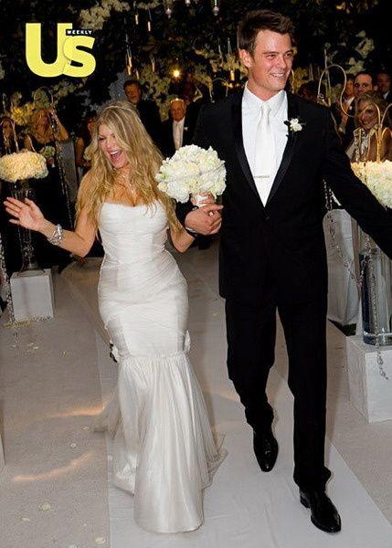 boda de Fergie