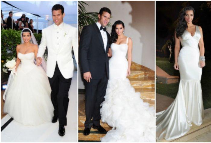 vestidos de novia de kim kardashian 2011 – vestidos de boda