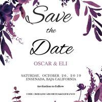 Escoger los save the date - 1
