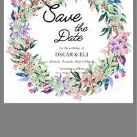 Escoger los save the date - 3