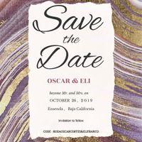 Escoger los save the date - 4