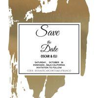 Escoger los save the date - 5