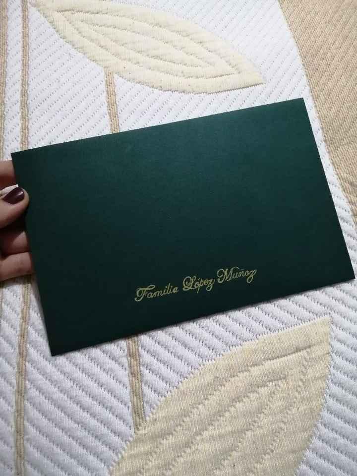 Mis invitaciones - 3