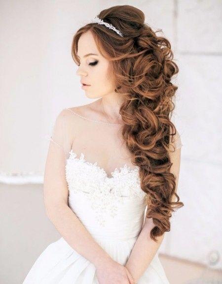 Imagenes de peinados para novia