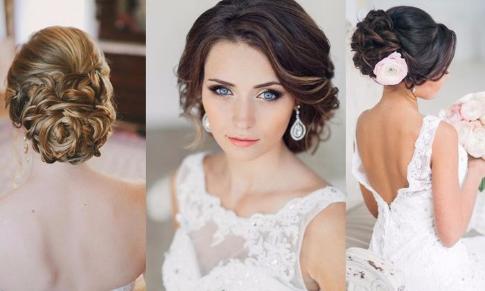 Peinados para novias foro belleza - Peinados elegantes para una boda ...
