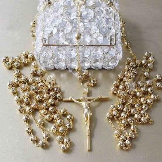 Tipo de lazo ceremonia católica 💒✝️💏 - 4