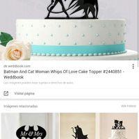 Catalogo de cake toppers!! - 2