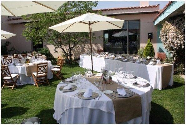 Ideas para boda estilo r stico foro organizar una boda for Decoracion rustica para bodas