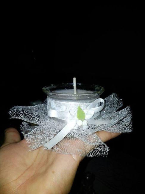 Velas de recuerdo foro manualidades para bodas bodas - Manualidades para una boda ...