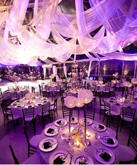 Decoraci n en tono morado foro organizar una boda - Foro decoracion ...
