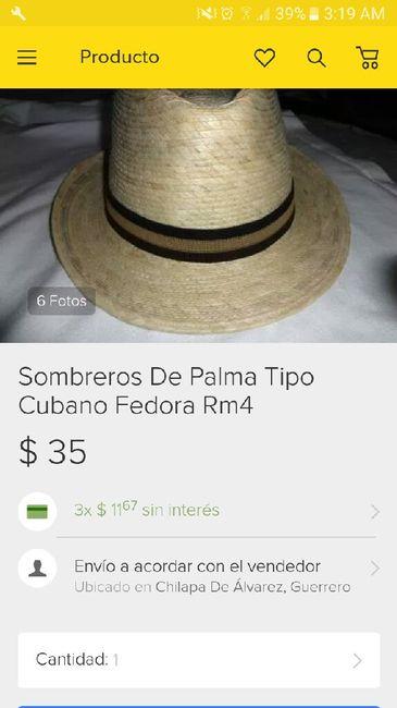 86f384c811ac9 Proveedor de sombreros de playa - Foro Organizar una boda - bodas.com.mx