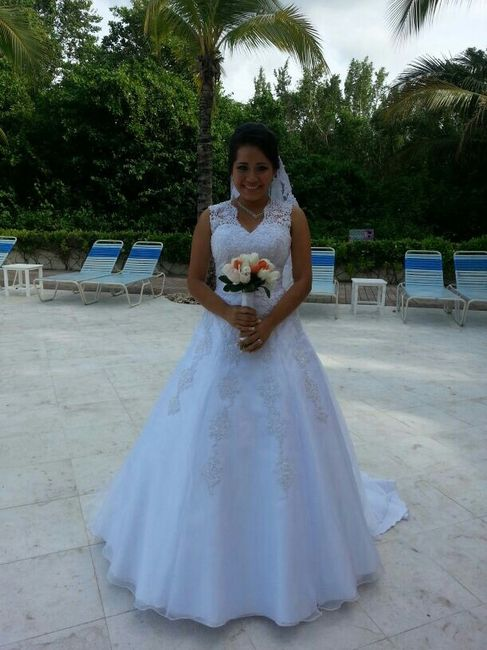 Vestidos de novia baratos mexico