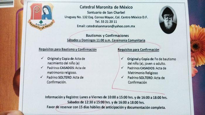Anulacion Matrimonio Catolico Mexico : Confirmación rápida foro ceremonia nupcial bodas mx