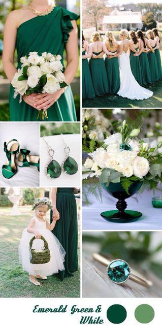 que color combina mas en una boda en invierno? - Foro Moda Nupcial ...