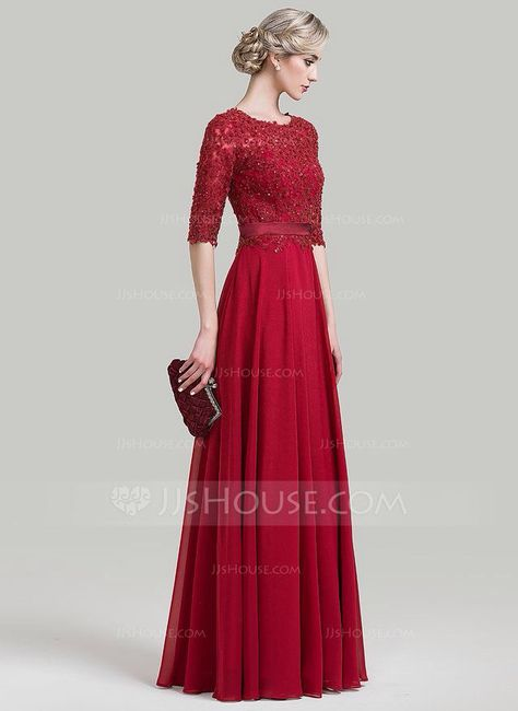 vestidos rojos para la mama de la novia - foro organizar una boda
