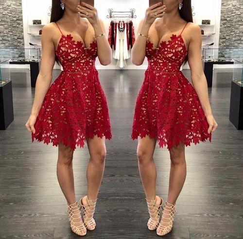 Vestido rojo ❤ Para despedida de soltera - Foro Moda Nupcial ... 7efd69c31c00