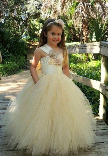 82378435d Hermosos vestido de tul para las pajecitas!! - Foro Moda Nupcial ...