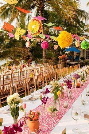 Decoracin mesa boda mexicana foro banquetes bodas mesa mexicana altavistaventures Gallery