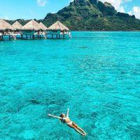 Ya tenemos luna de miel 🍯 Bora Bora 🌸 - 2