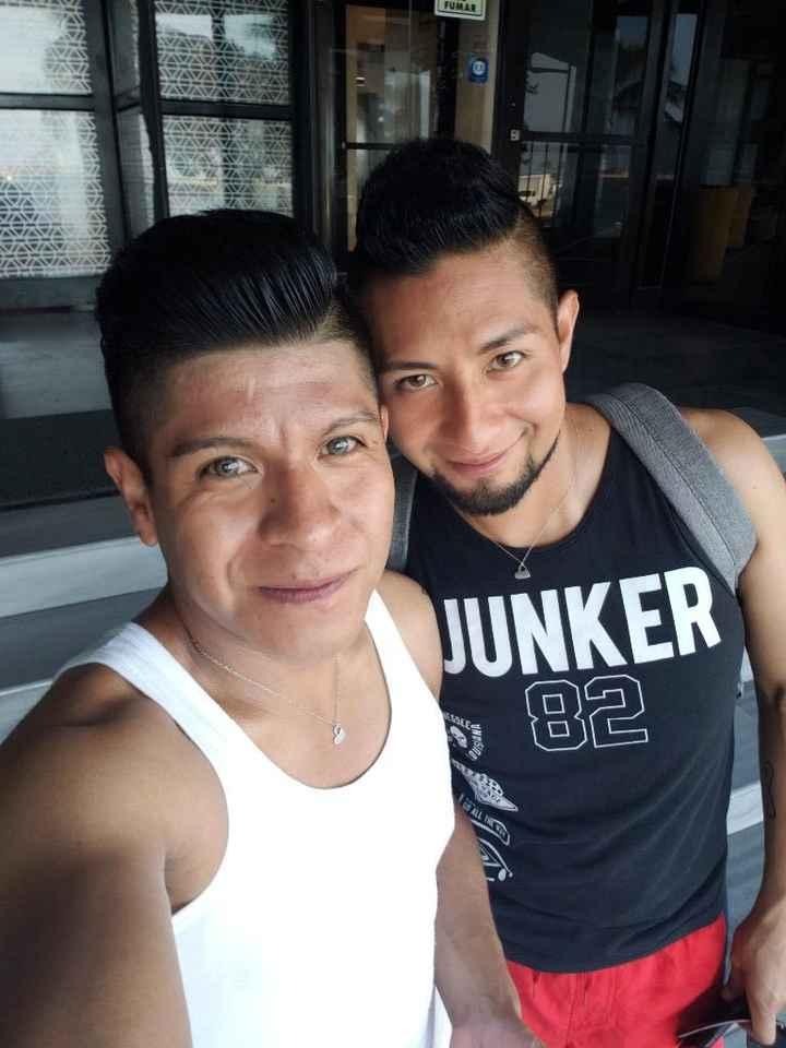JAYRO Y XAVIER