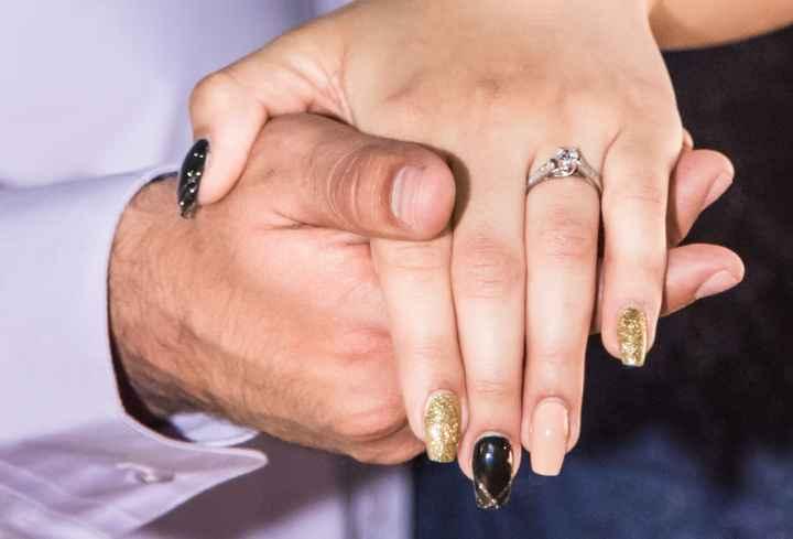 Mi anillo de compromiso, Andrea - 1
