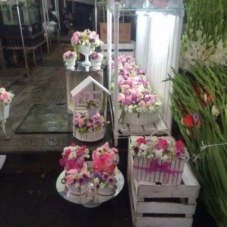 Help quiero ideas para centros de mesa sencillos pero for Articulos decoracion baratos