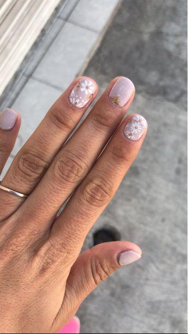 Mis uñas 😜 1
