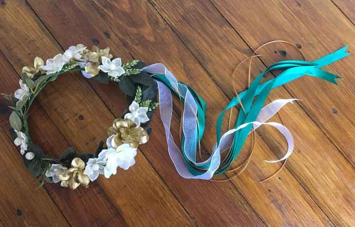 Vota: ¡La corona de flores como accesorio de moda! - 1