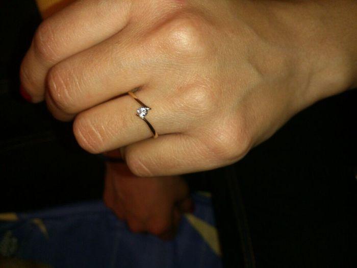 35fd6bb3a486 Mi increíble anillo de compromiso - Foro Antes de la boda - bodas.com.mx