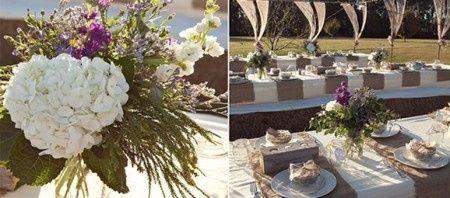 boda campirana