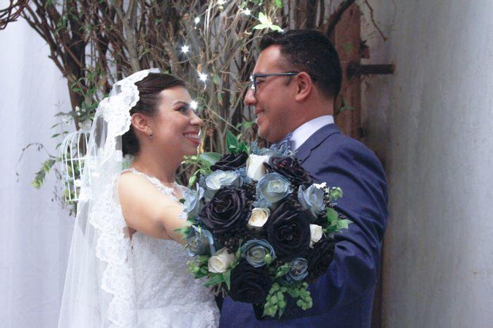 Tipos de ramo para novia 💐 1