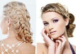 los mejores peinados de trenzas para novias