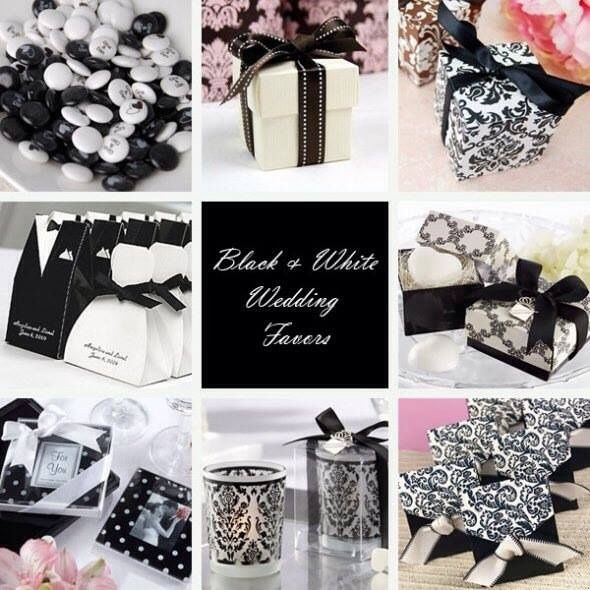 ideas boda blanco y negro - foro organizar una boda - bodas.mx