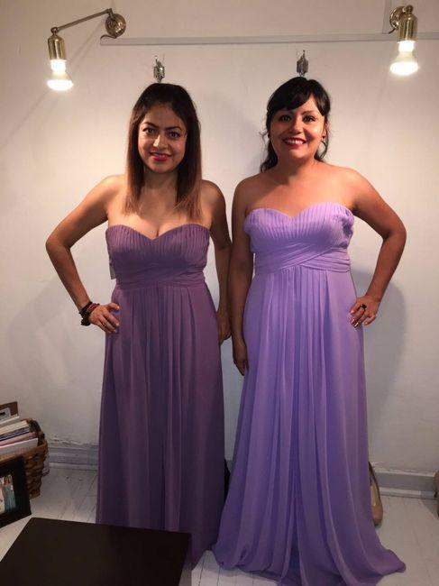 Vestidos de damas - Foro Moda Nupcial - bodas.com.mx - Página 2