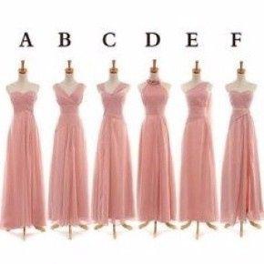 d8aa32d1f598e Vestidos para damas en color pale dogwood - Foro Moda Nupcial ...