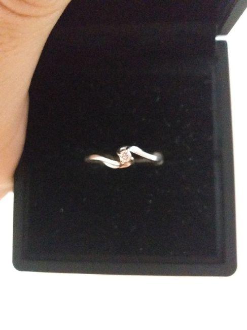 ¿Verdad que el anillo de compromiso si es lo mejor del mundo? 10