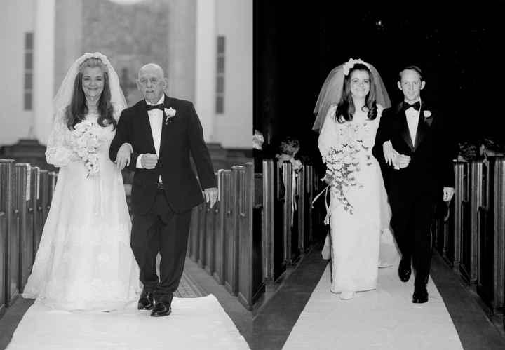 50 Años de matrimonio en una foto - 4