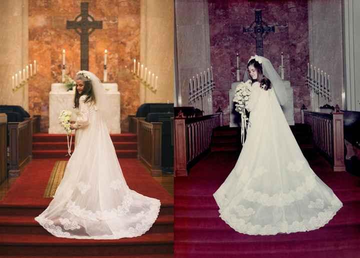 50 Años de matrimonio en una foto - 5